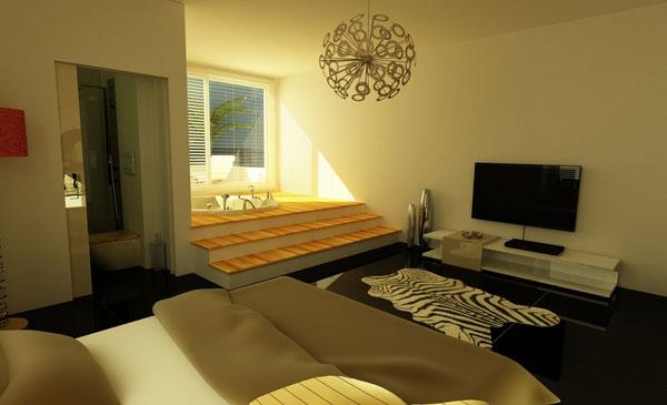 Comfort Bedroom Concept