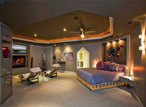 Inviting Masters Bed Modern