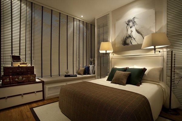 Bedroom Minimalist plan