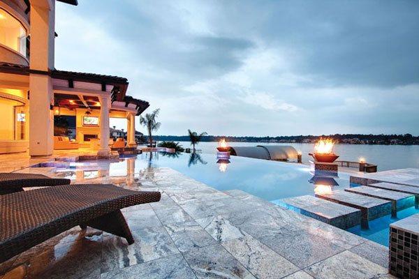 Creative Swimming Pool Idea
