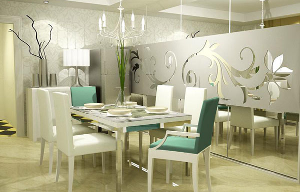 Elusive Dining Room Design