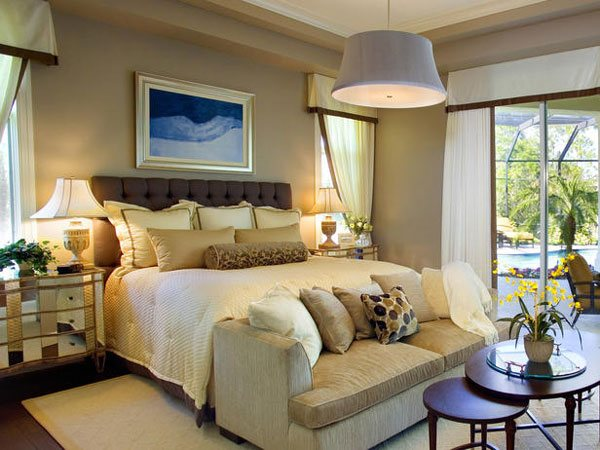 Masters Bedroom Designs