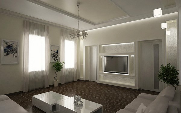 modern and classy - Classy Living Room Designs