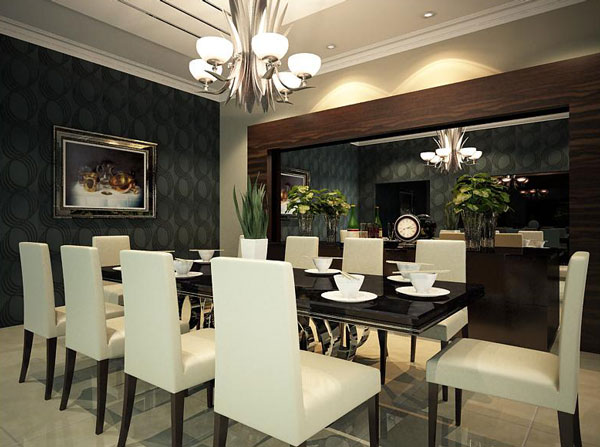 A Collection of 20 Well Designed Dining Rooms Home Design Lover