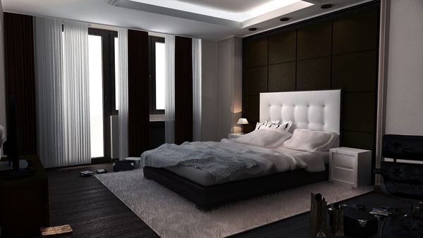 Classy Bedroom concept. 16 Rela Bedroom Designs for Your Comfort   Home Design Lover
