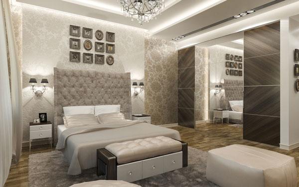 Classic Masters Bedroom Design Master Bedroom Interior Design Ideas