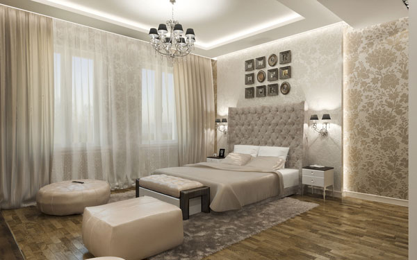 design : tapeten ideen wohnzimmer beige ~ inspirierende bilder von ... - Ideen Tapeten Schlafzimmer
