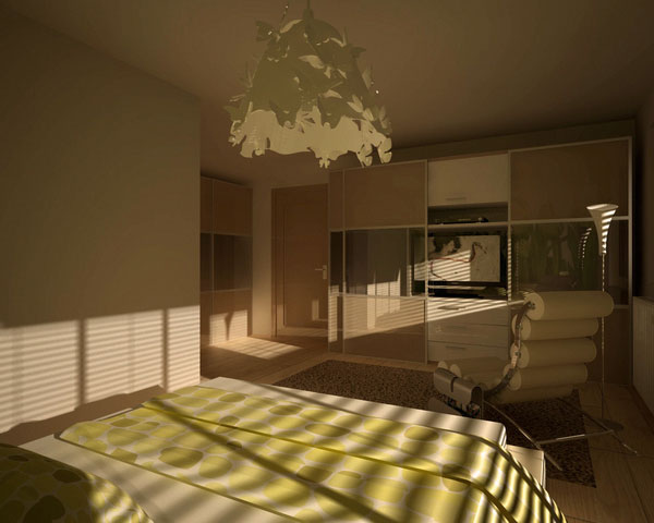 Another ladys Bedroom Design
