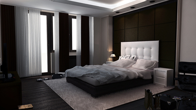 16 relaxing bedroom designs for your comfort home design lover - Designer Bedroom Ideas