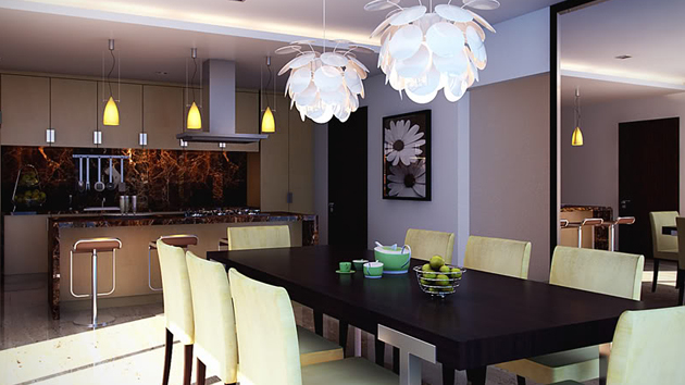 best dining room design