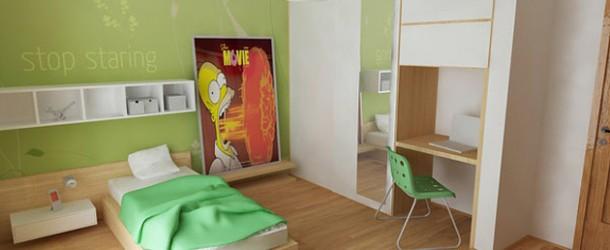 kids bedroom picture
