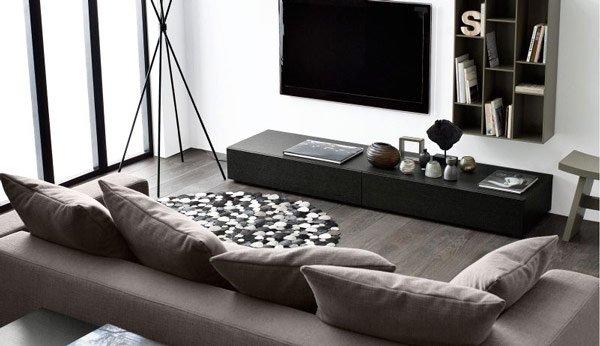 Very Much Impressive Contemporary Living Room Design