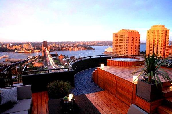 Roof Garden Sydney City