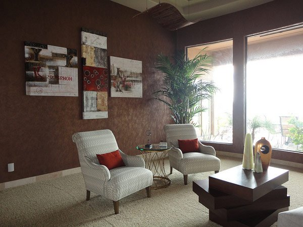 16 Elegant Contemporary Living Rooms | Home Design Lover
