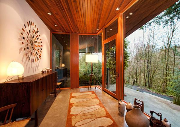 The Hoke House  Twilight    s Cullen Family Residence   Home Design Lovercontemporary entry