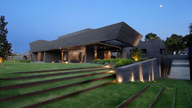 a cero modern concrete house