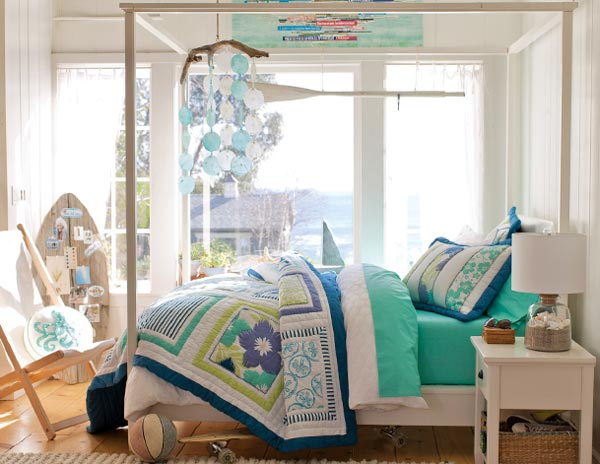 Really Pretty Teen Bedroom Design