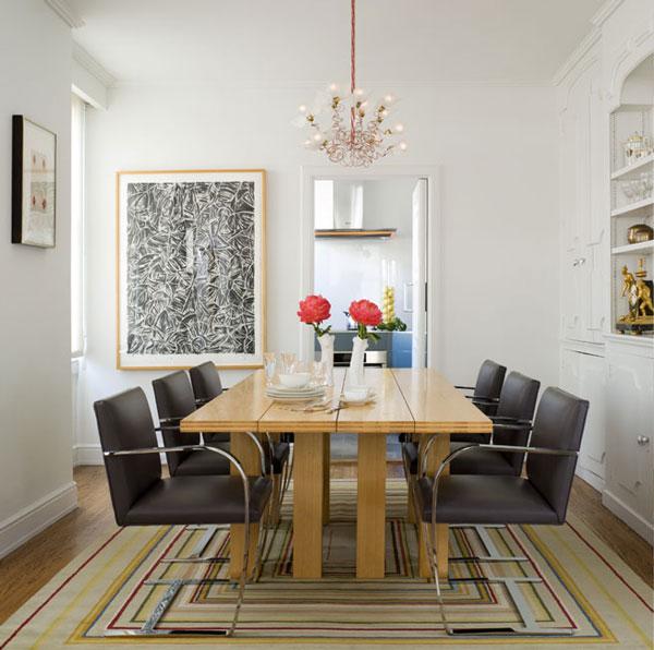 Elegantly Designed Modern Dining Room