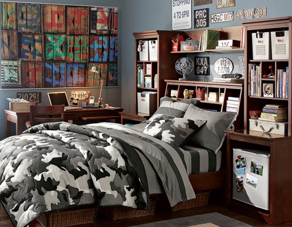 Playful Teen Bed