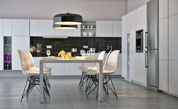 Very Nice Modern Dining Room