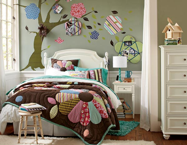 15 cool and well expressed teen bedroom collection home design lover - Interesting home decor ideas for music lovers ...