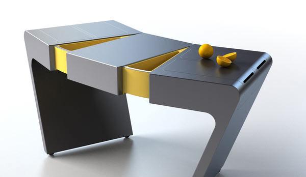 Unique Kitchen Table