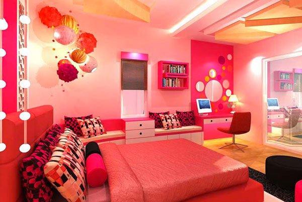 Girls Bedroom Design. 20 Pretty Girls  Bedroom Designs   Home Design Lover