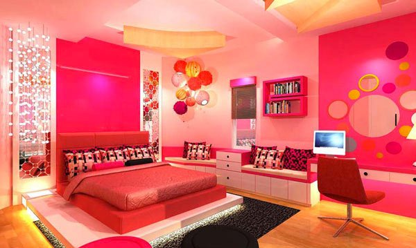 Pretty Girls Bedroom Ideas. 20 Pretty Girls  Bedroom Designs   Home Design Lover