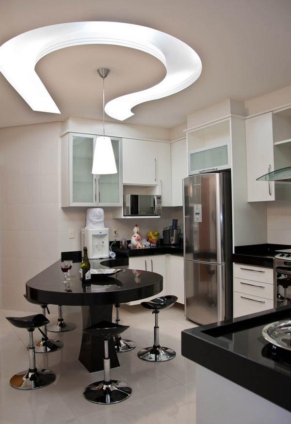 Minimalistic Kitchen Table