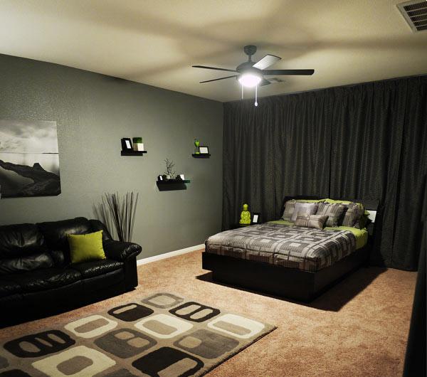 Inviting Guy Bedroom