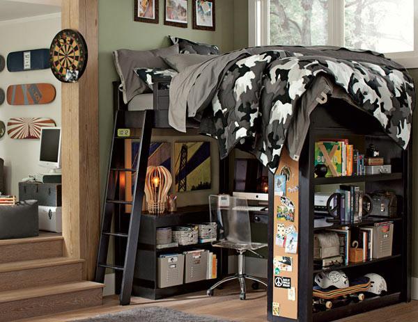Cool kid Bedroom Idea