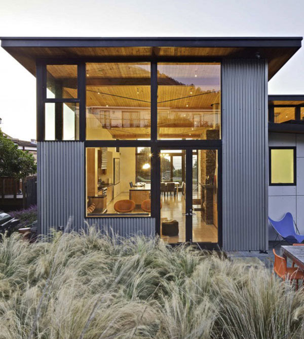 Stinson Beach Fronted House