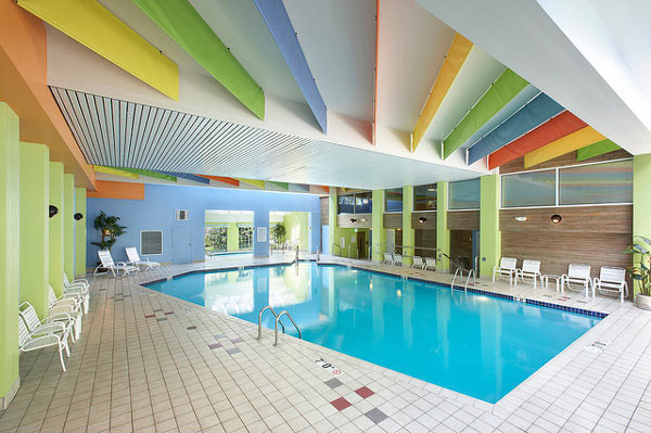 Really Nice Indoor Swimming Pool Design