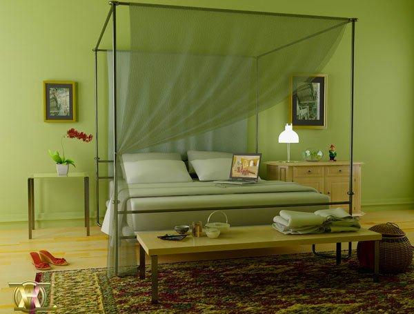 So Nice Girl's Bed