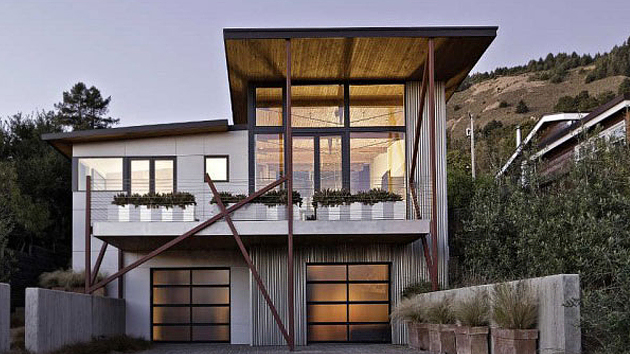 beach house in california