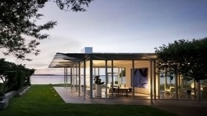 the fishers island modern design house