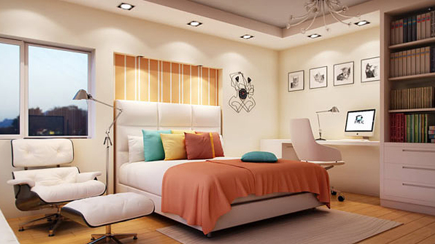 20 pretty girls bedroom designs home design lover - Designs Bedroom