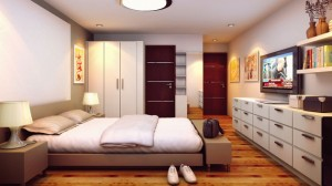 smart bedroom storage tips