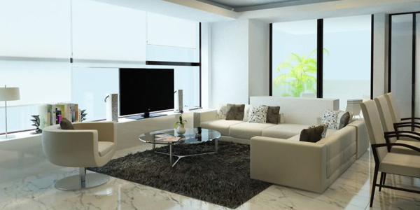 How To Accessorize A Welcoming Living Room