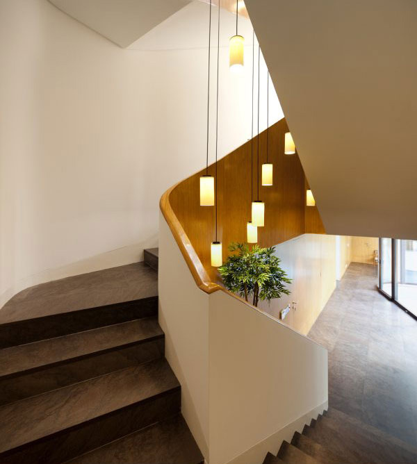 Mop House Staircase
