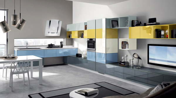 Trendy Kitchen Designs