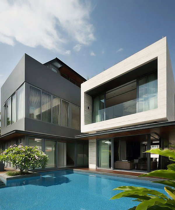 Dream house front design - House interior