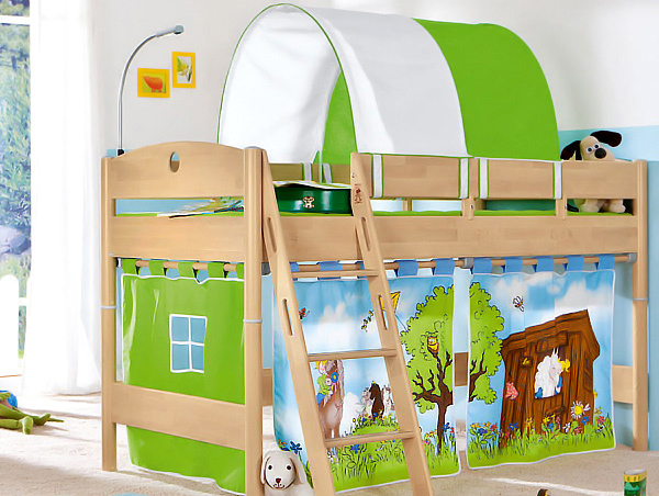 Creative kid Bedrooms