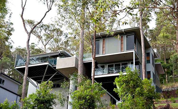 Treetops Residence