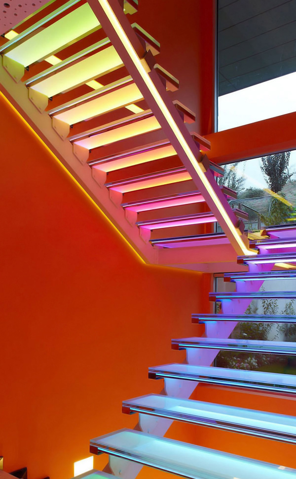 Stairs lights