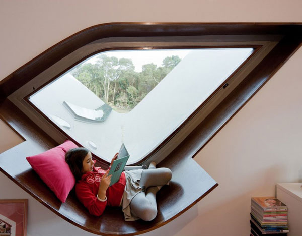 unique window seat