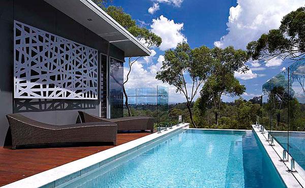 Treetops Residence Swimming Pool 1