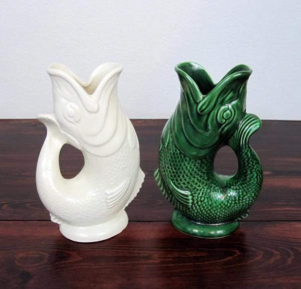 Koi Fish Vases