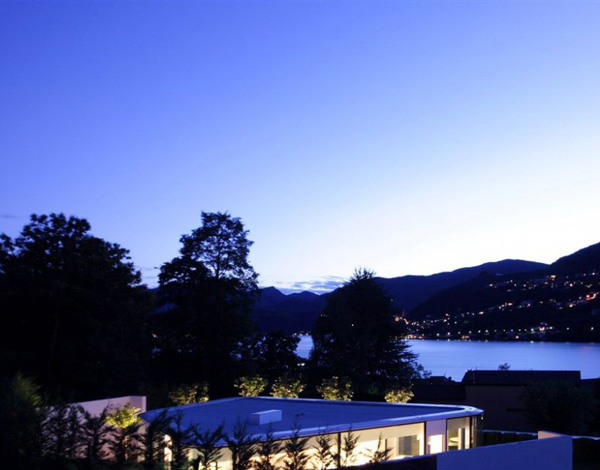 Lake Lugano House design