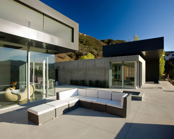 Los Angeles home design